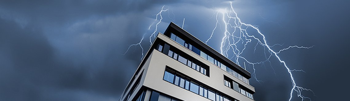 Surge protection solutions for office and administration buildings